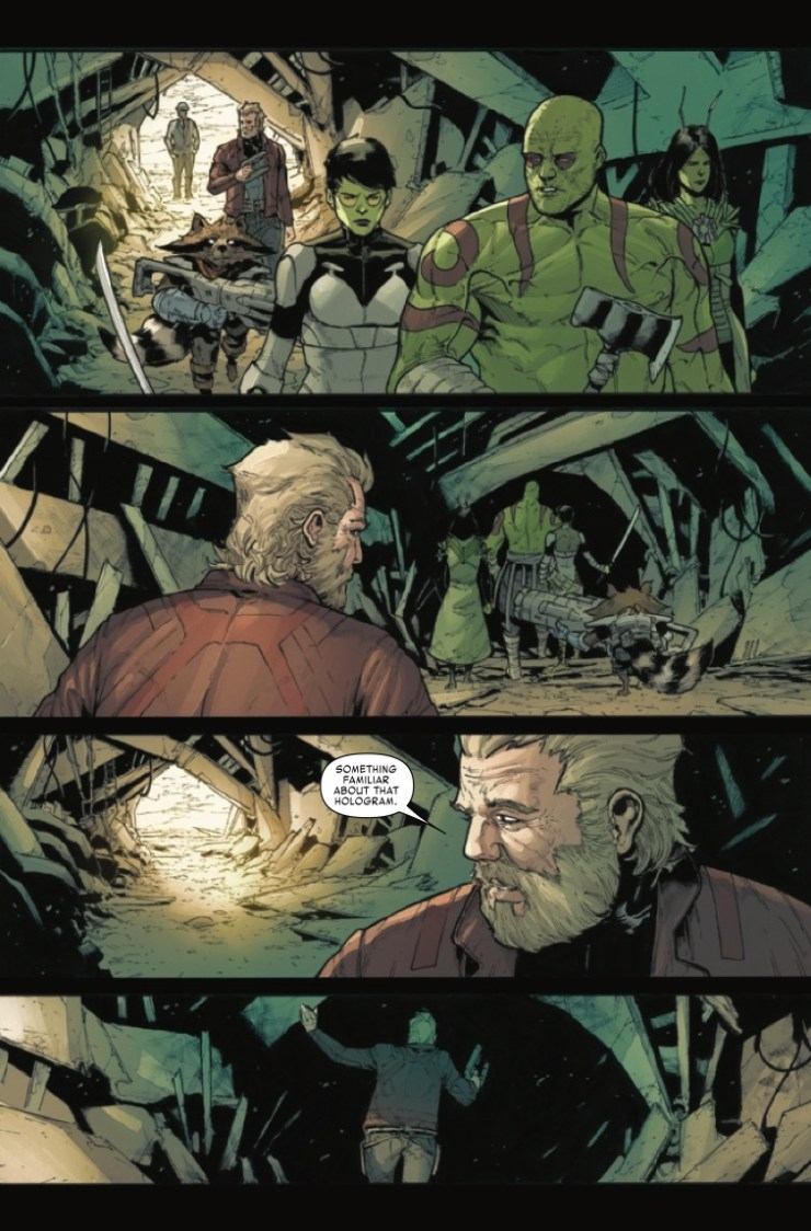 Marvel Preview: Old Man Quill #7