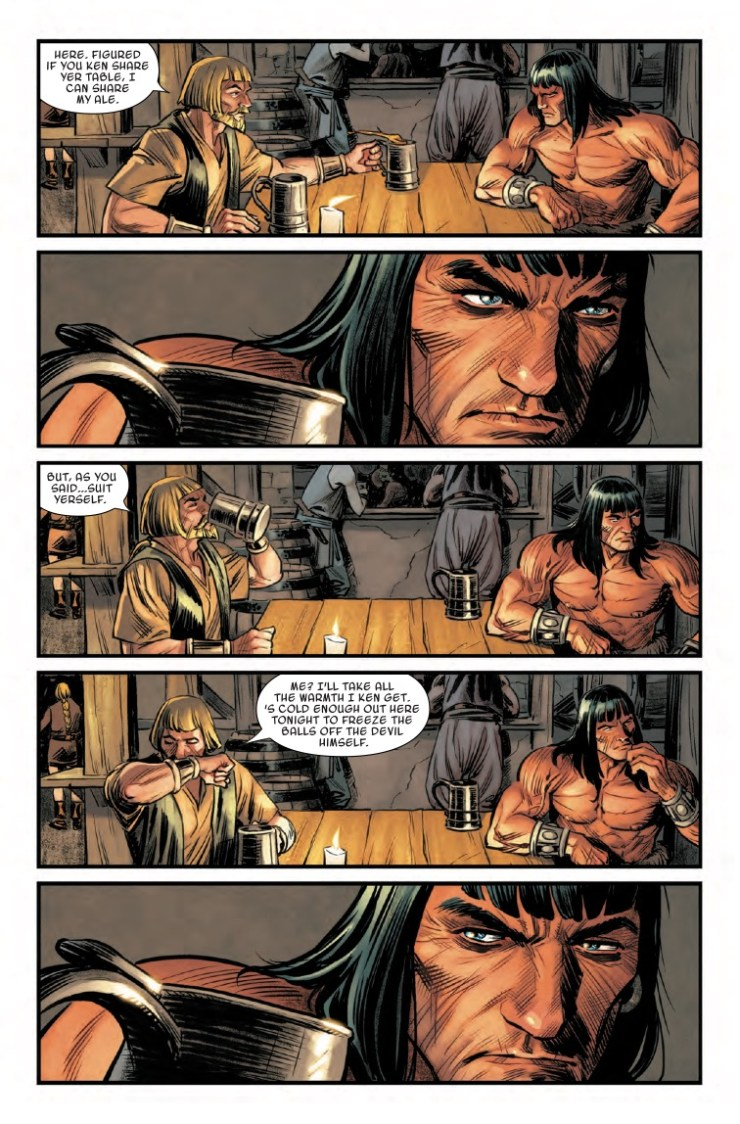 Marvel Preview: Savage Sword of Conan #6