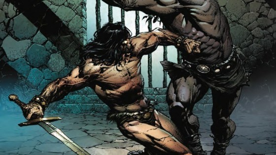 Savage Sword of Conan #6 Review