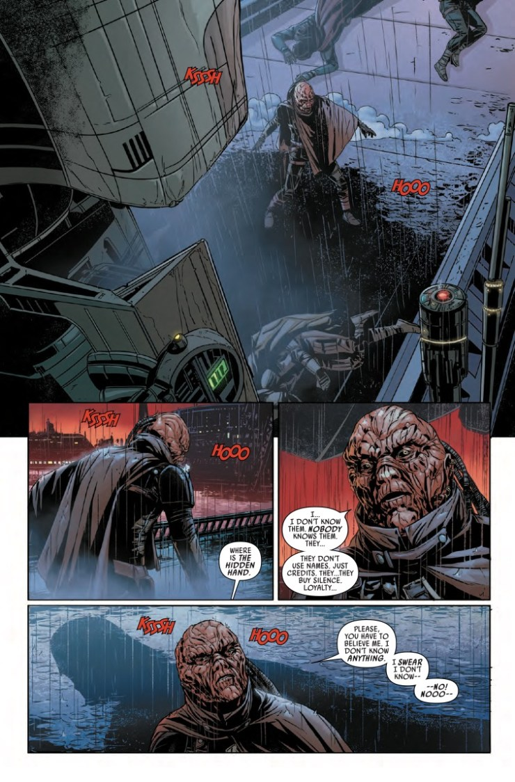 Star Wars: Target Vader #1 Review