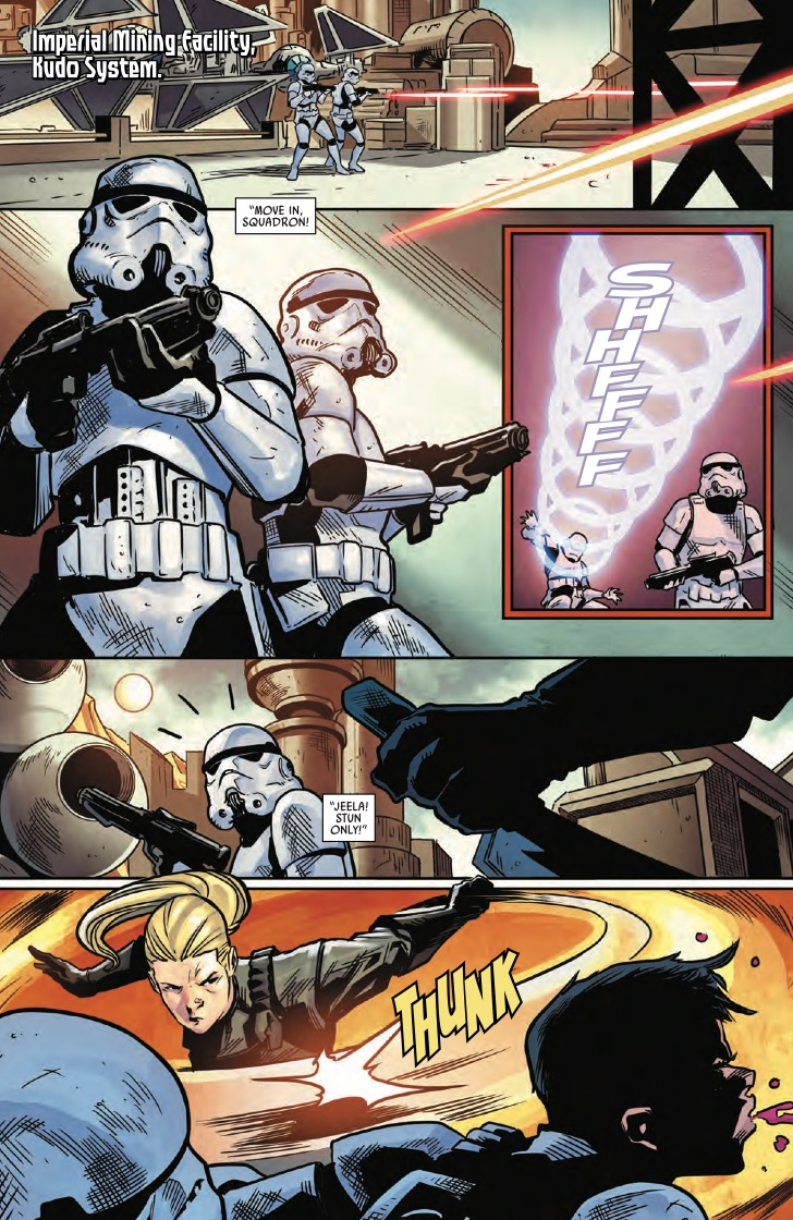 Marvel Preview: Star Wars: Tie Fighter #3