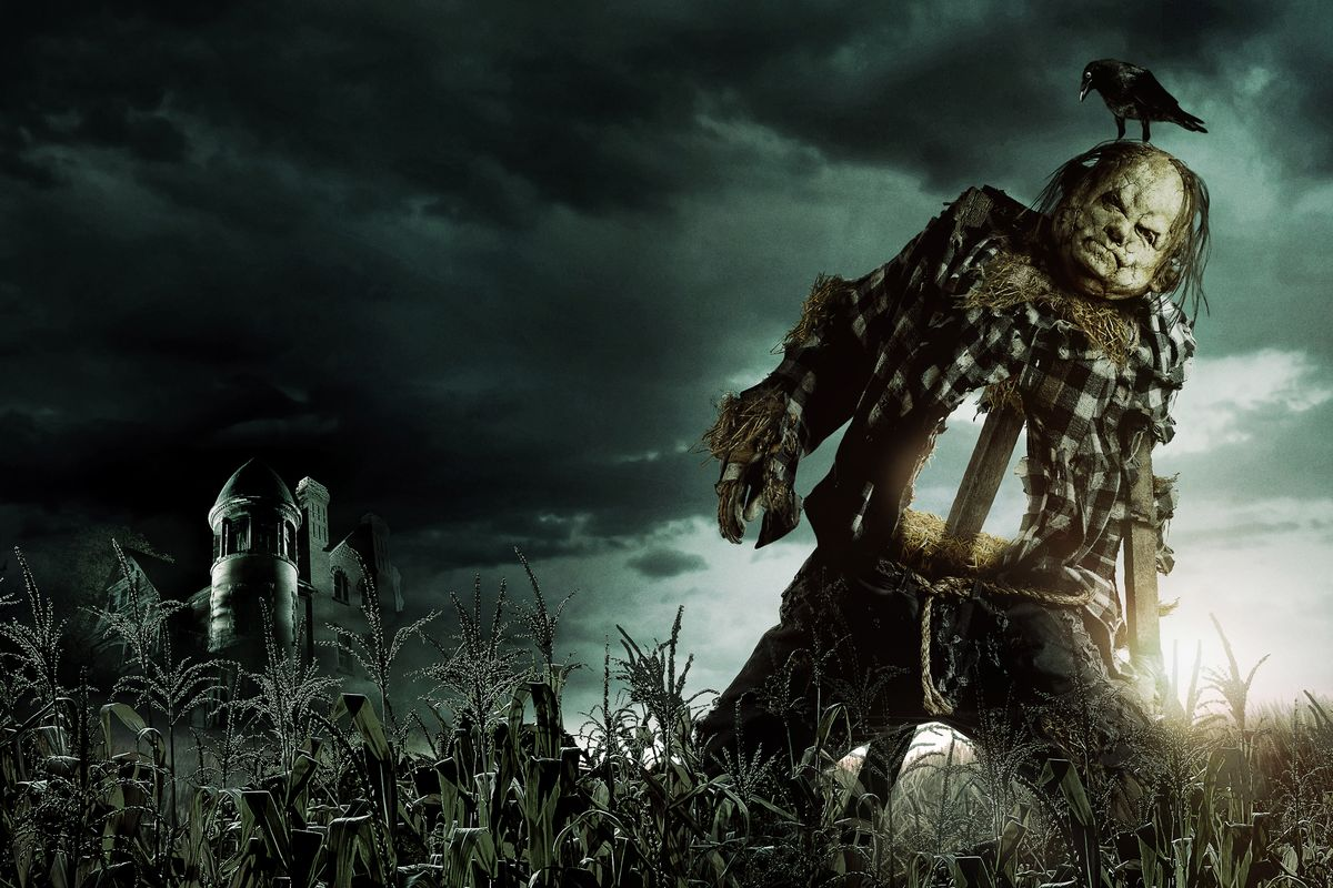 Scary Stories to Tell in the Dark (Movie) Review: Classic stories to mildly entertain modern audiences