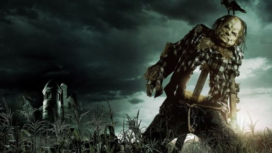 Check out the first official trailer for 'Scary Stories to Tell in the Dark'!