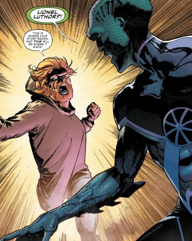 A long-dead villain returns in Justice League #27
