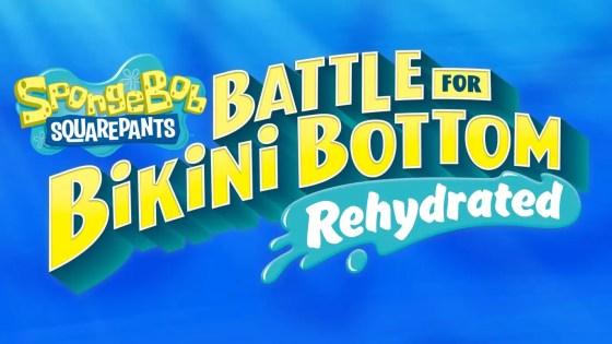 'SpongeBob SquarePants: Battle for Bikini Bottom Rehydrated' coming 2020
