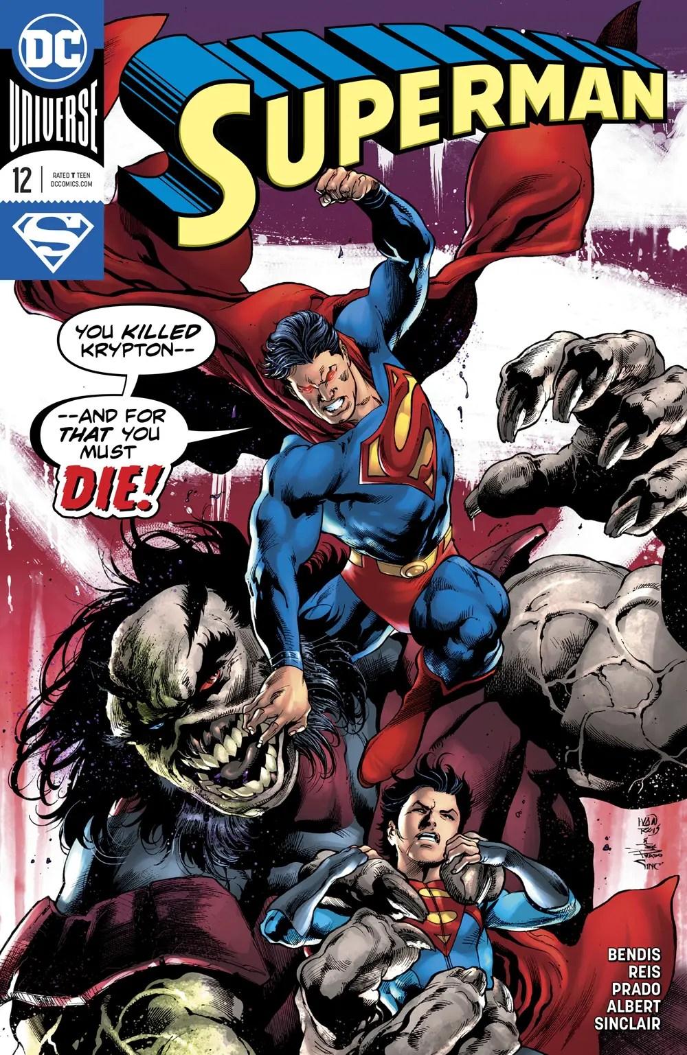 Superman #12 Review: Unity
