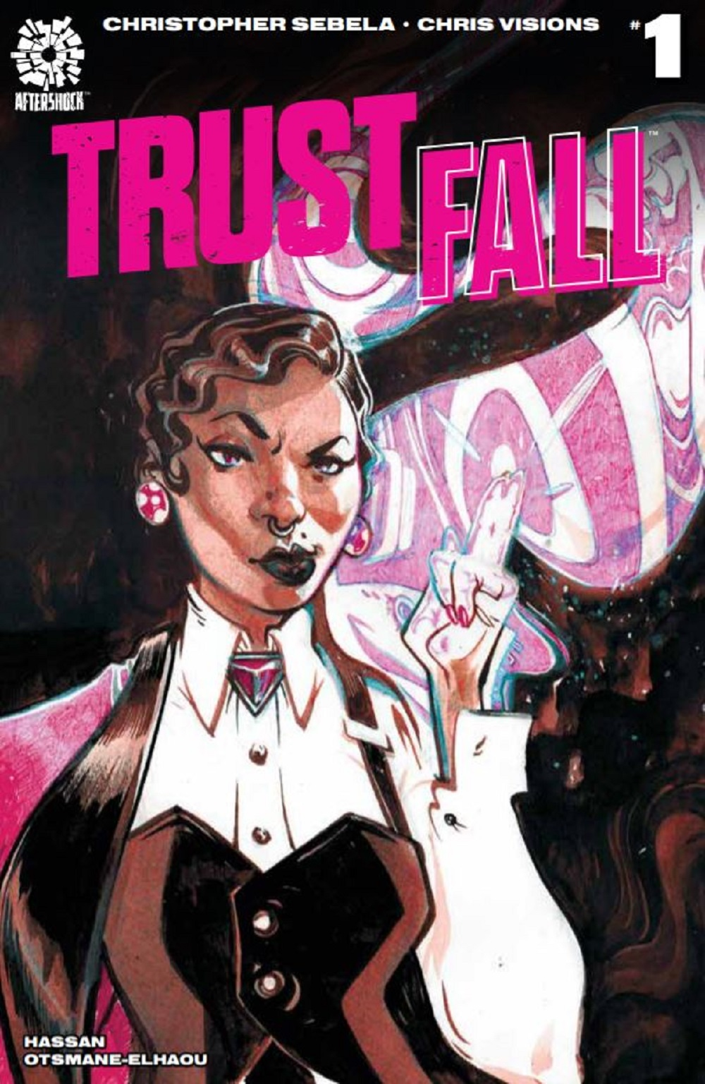 Trust Fall #1 Review: Control