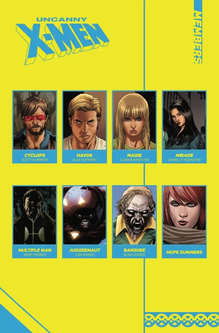 Marvel Preview: Uncanny X-Men #20