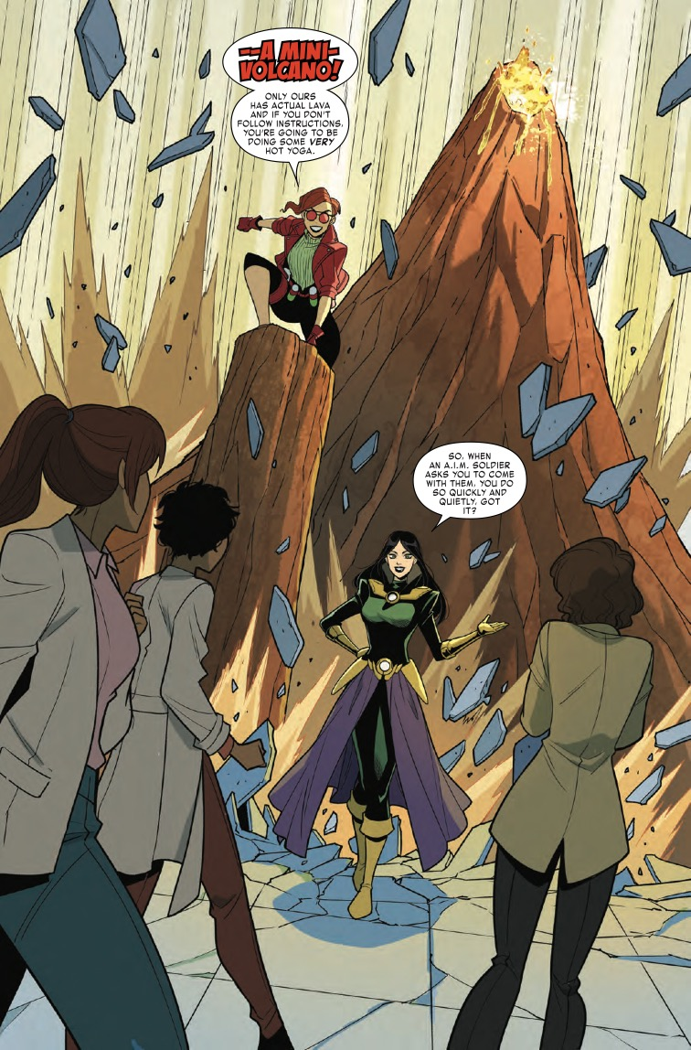 'Unstoppable Wasp: G.I.R.L. vs. A.I.M.' review -- a fitting end, but hopefully not for long