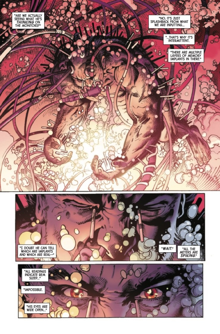 Marvel Preview: Wolverine: Exit Wounds #1