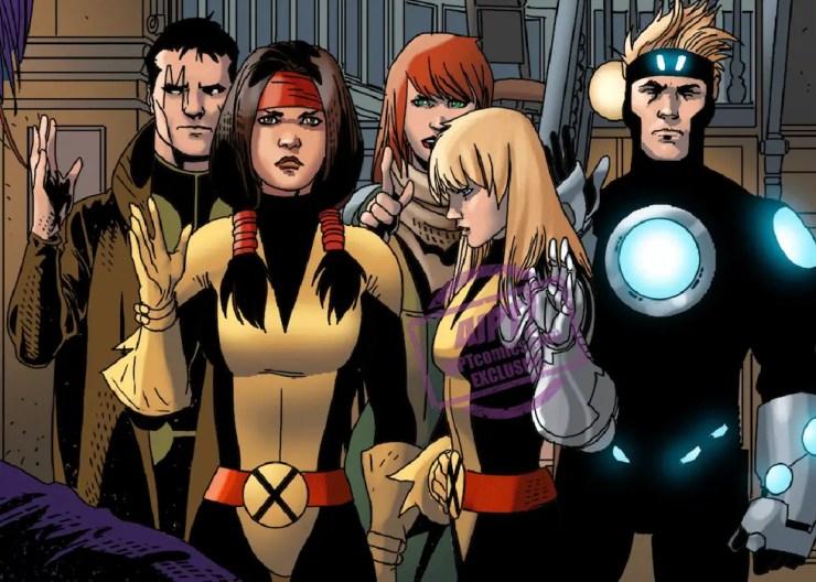 X-Men Monday (featuring Jordan D. White) #16 - X-Teams