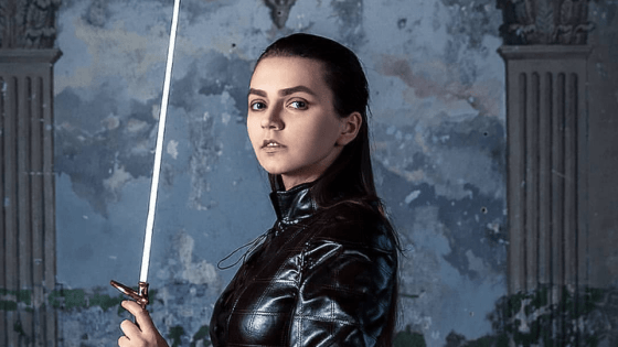 Game of Thrones: Arya Stark cosplay by Ksenia Perova