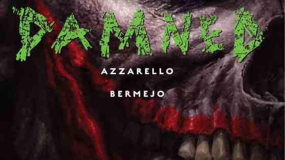 Azzarello and Black Label are straining to be edgy.