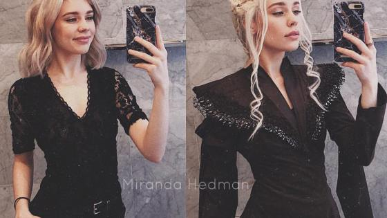 Game of Thrones: Daenerys Targaryen cosplay by Miranda Hedman