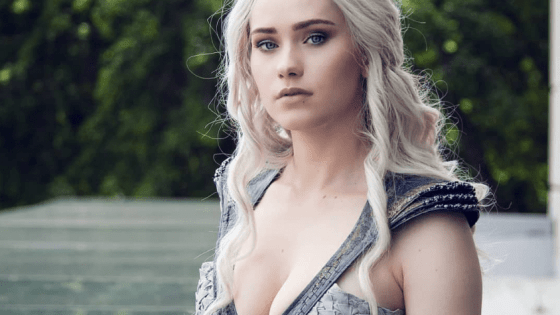 Game of Thrones: Daenerys Targaryen cosplay by Nichameleon
