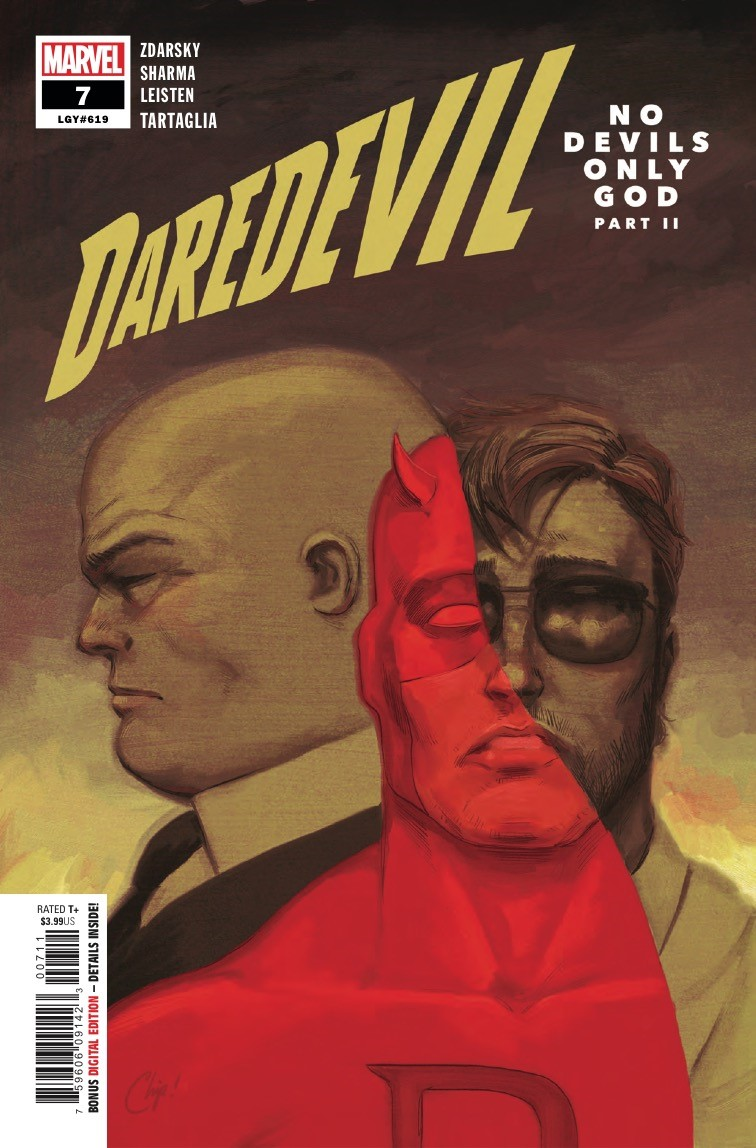 Daredevil #7 review: Too much time for idle hands