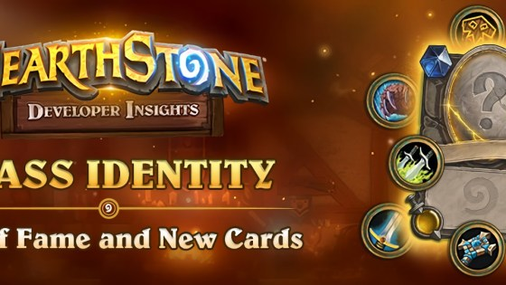Hearthstone: Latest developer insights examines new cards, class identity and Hall of Fame