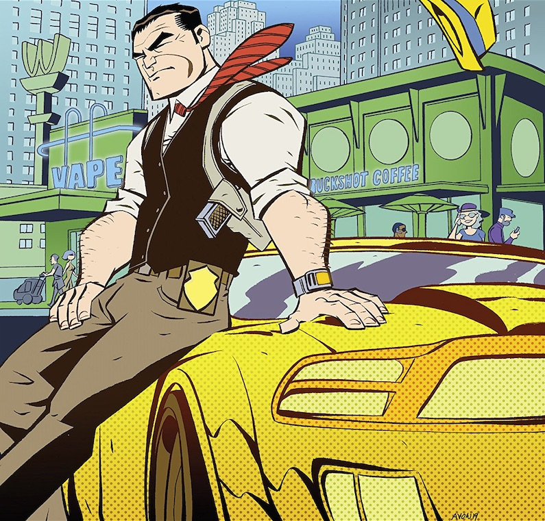 Dick Tracy Forever #3 Review