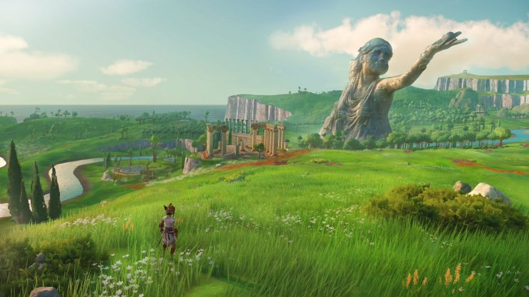 Gods & Monsters combines the best of Assassin's Creed and Breath of the Wild