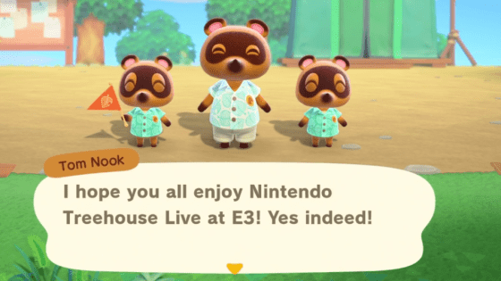 E3 2019: Everything we learned from Nintendo's Treehouse presentation of 'Animal Crossing: New Horizons'