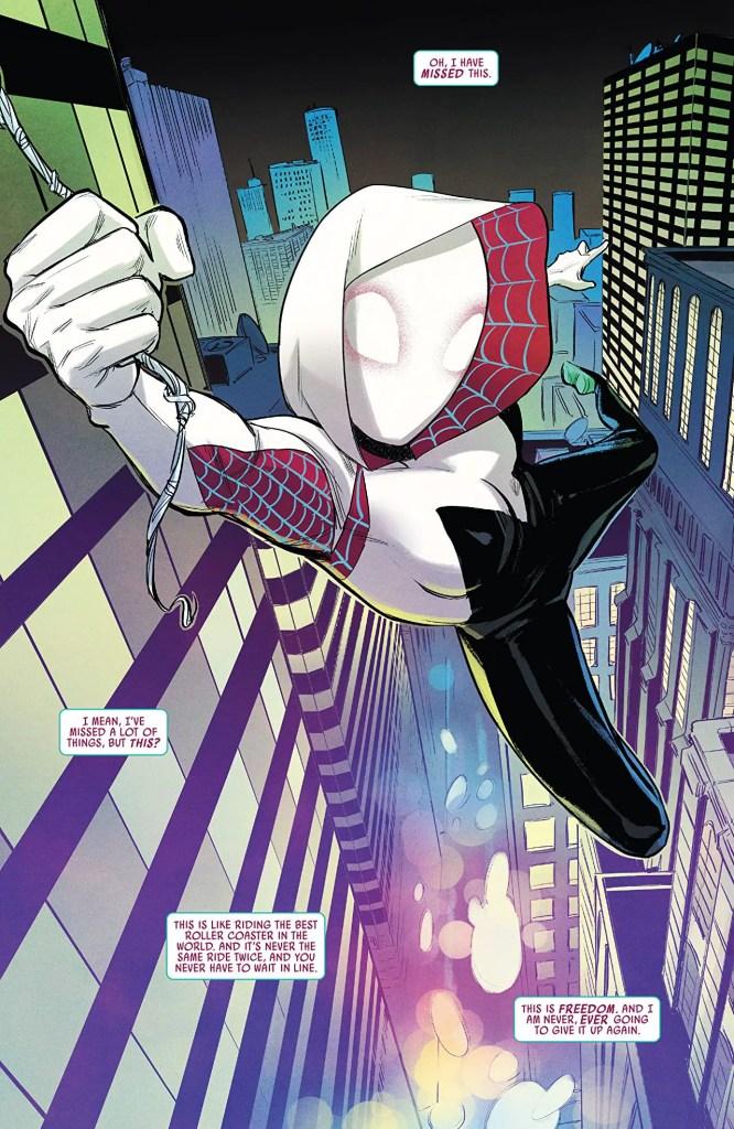 'Spider-Gwen: Ghost-Spider: Spider-Geddon' Review