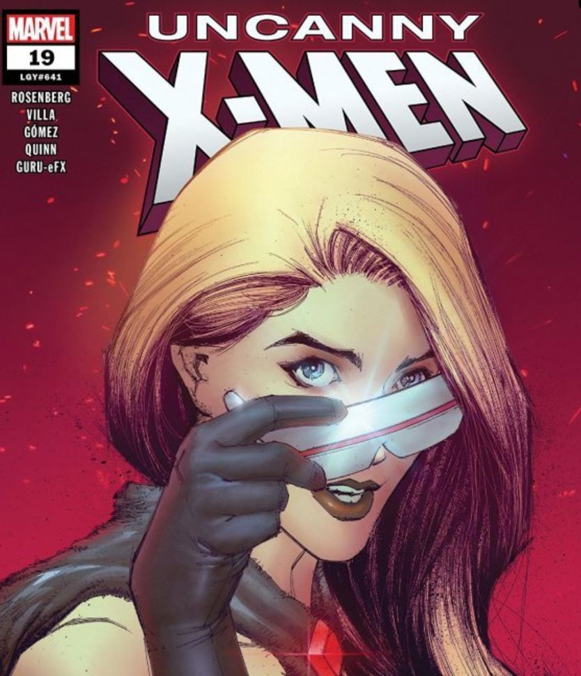 Uncanny X-Men #19 Review: Racing to the finish