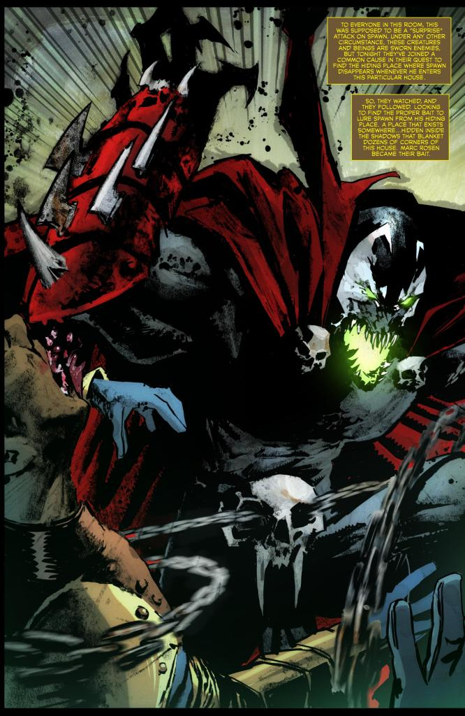 SPAWN-RAISING HELL