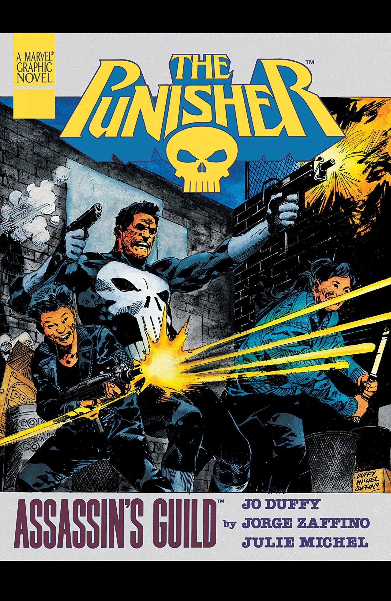 'Punisher: Return to Big Nothing' review: brutal and uncompromising