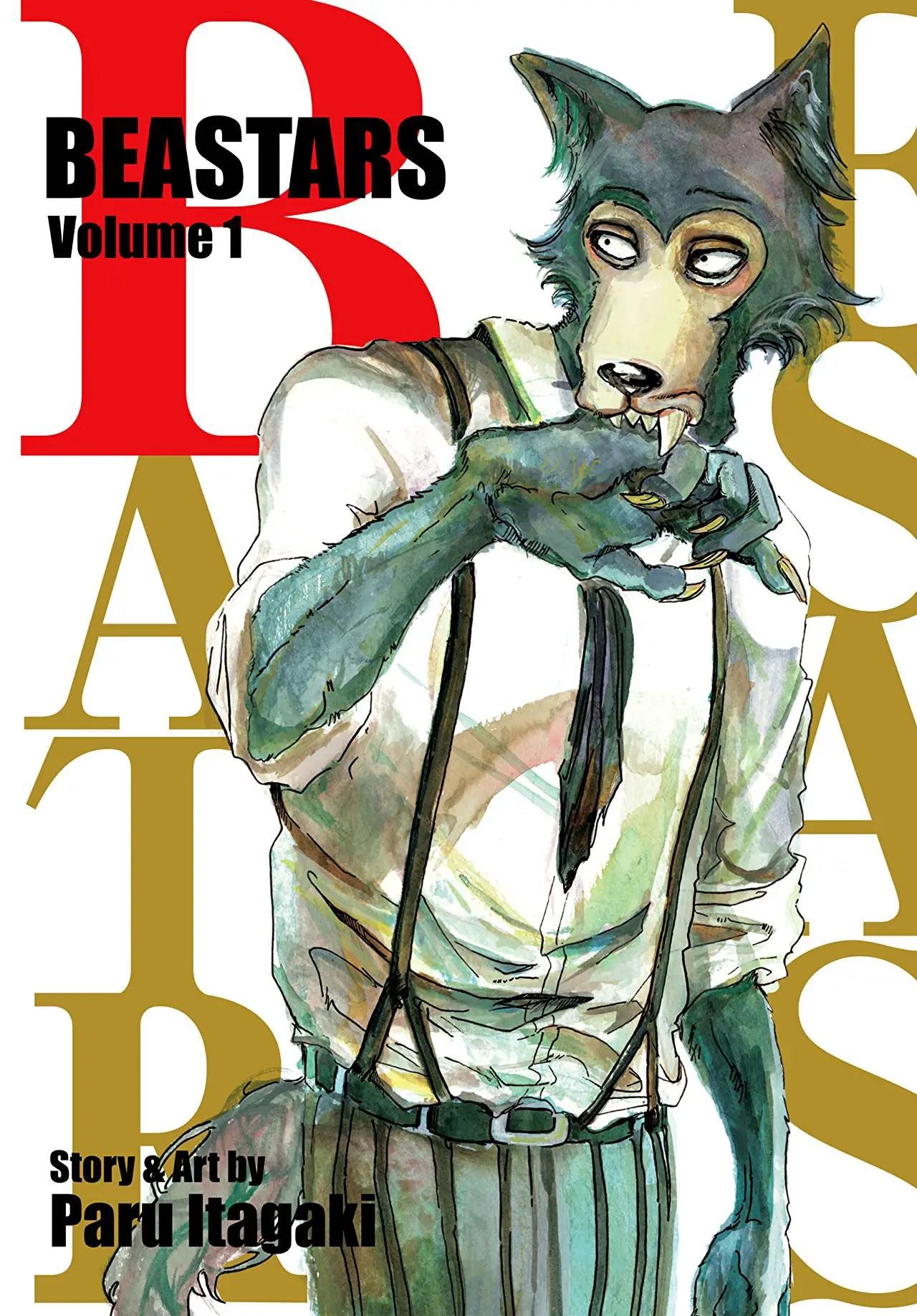 Beastars Vol. 1 Review