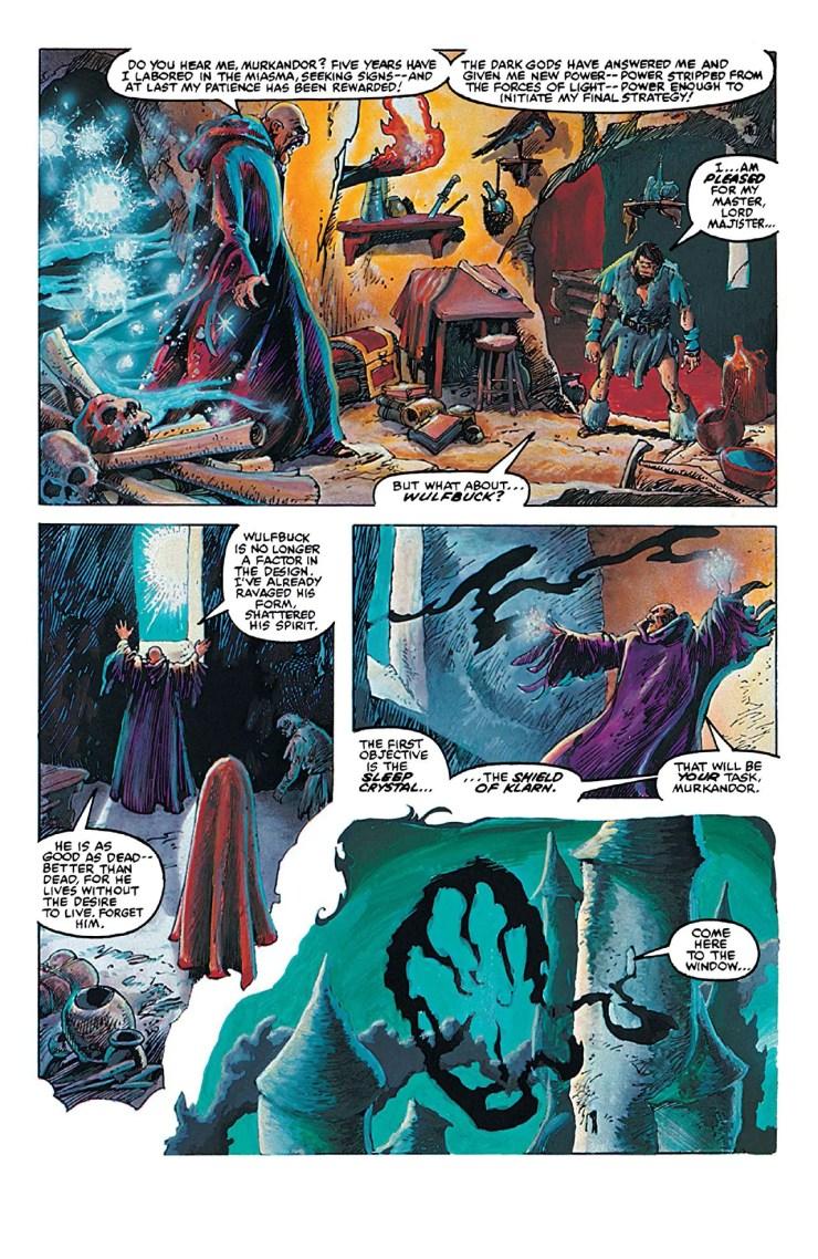'Weirdworld: The Dragonmaster of Klarn' Review
