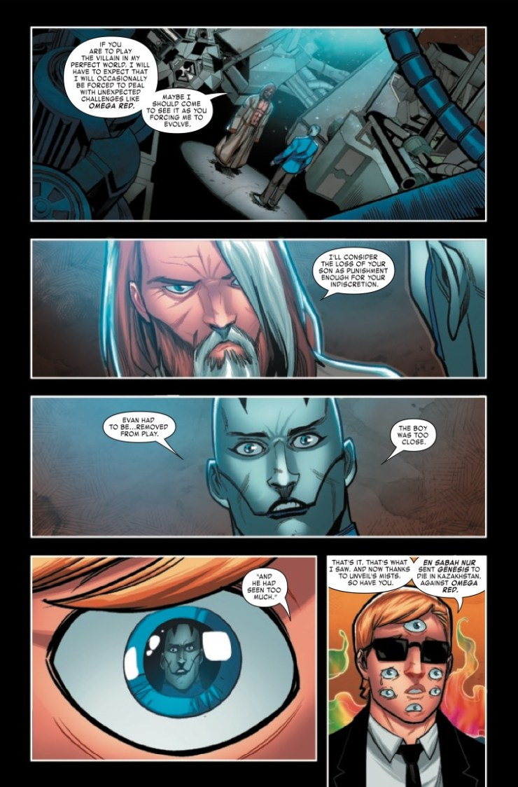 Marvel Preview: Age of X-Man: Apocalypse and the X-Tracts #5