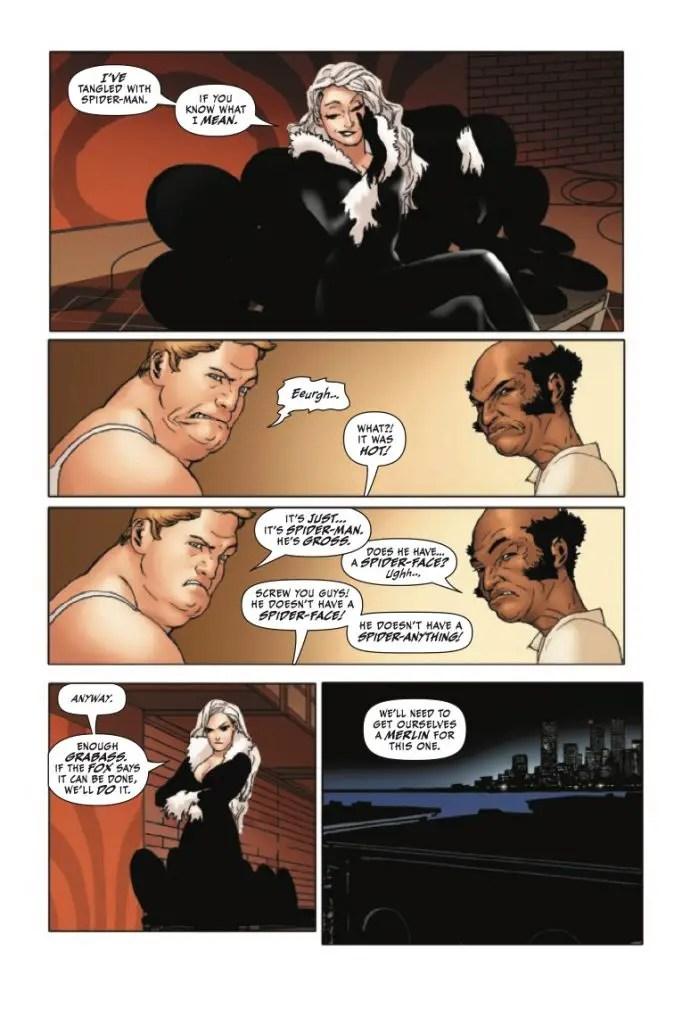Black Cat Vol. 1: Grand Theft Marvel Review