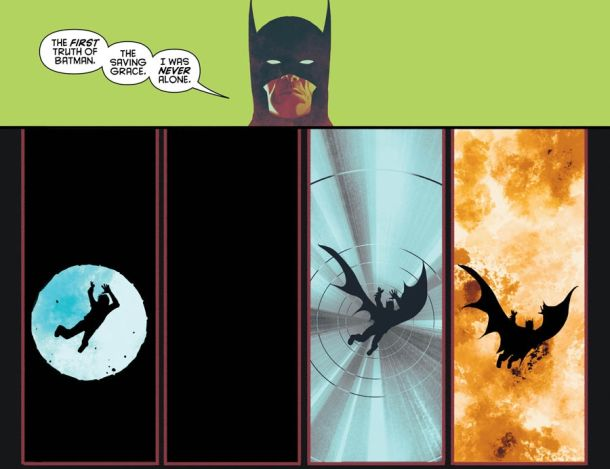 Into the pit: 'Batman' #74 dissects why Bruce Wayne became Batman