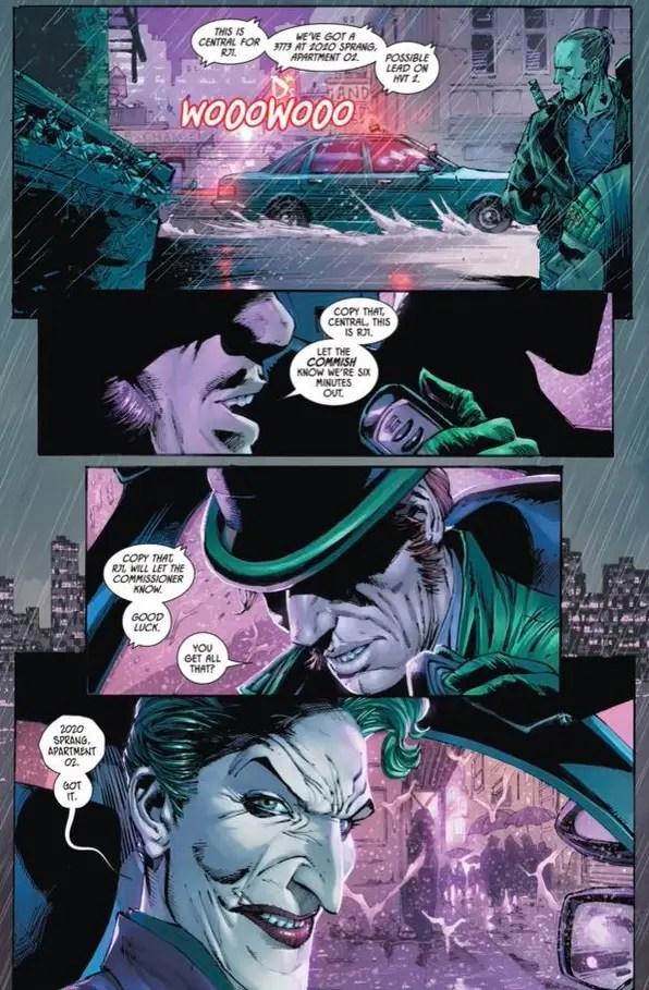 Batman #75 review: the fire rises