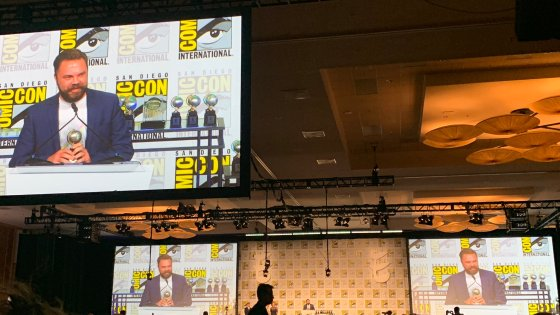Gerads wins alongside Tom King for their work on Mister Miracle