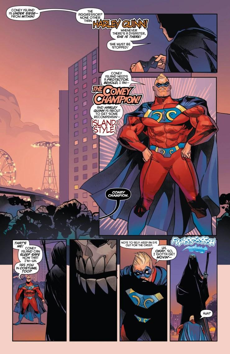 Harley Quinn #63 Review