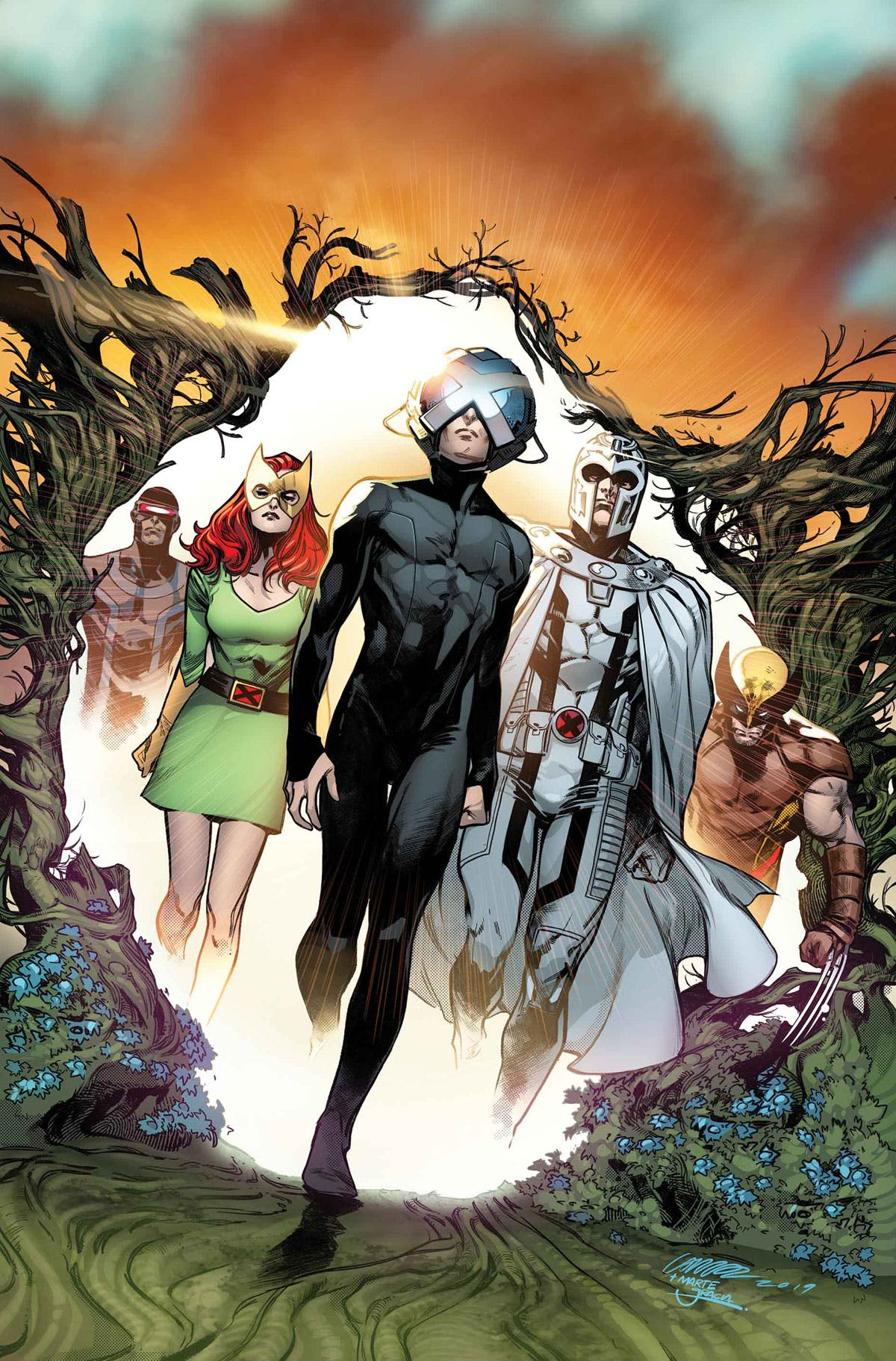 House of X #1 review: brave new world