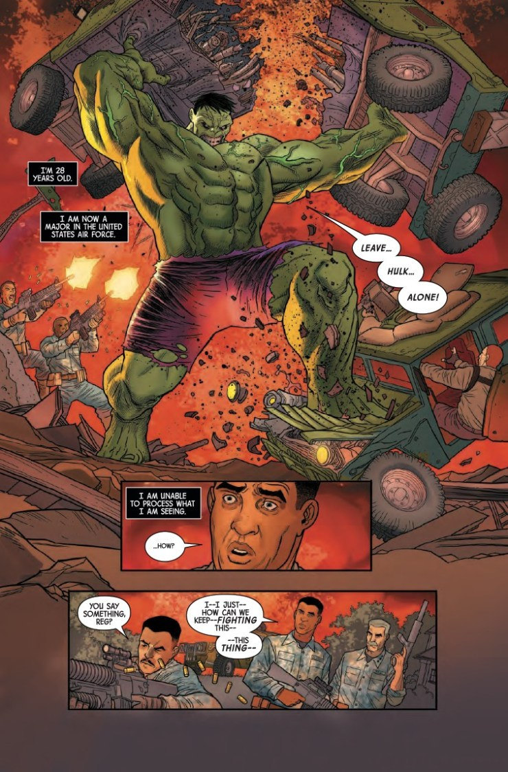 The Immortal Hulk #21 Review