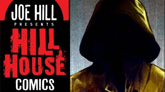 Joe Hill talks Hill House Comics at DC, horror, comic book craft, and more