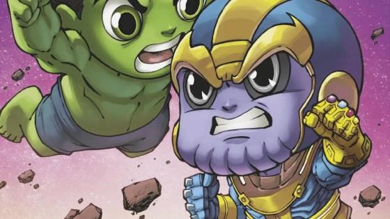 Marvel Comics reveals details on exclusive merchandise at San Diego Comic Con 2019
