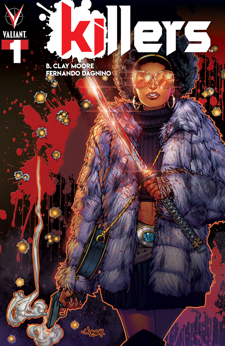 Killers #1 review: B. Clay Moore serves up an assassination game that plays by the rules