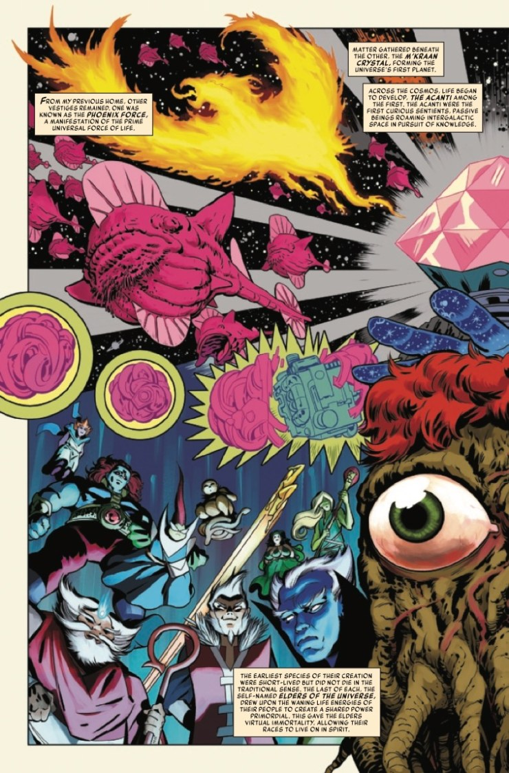 Marvel Preview: History of the Marvel Universe #1