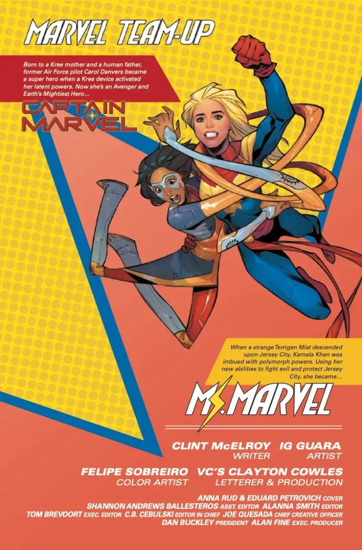 Marvel Preview: Marvel Team-Up (2019-) #4