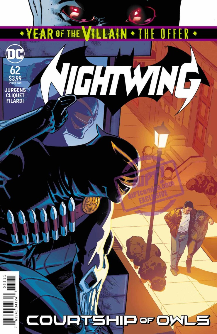 EXCLUSIVE DC Preview: Nightwing #62