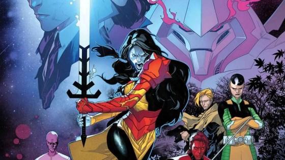 Powers of X #1: Millennium