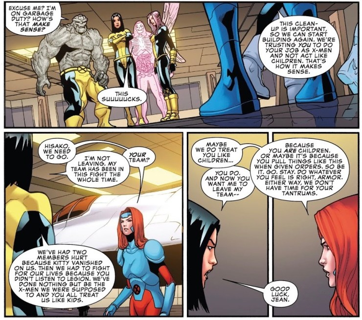 X-Men Monday (featuring the Uncanny X-Men writing team) #20 - Uncanny X-Men X-It interview