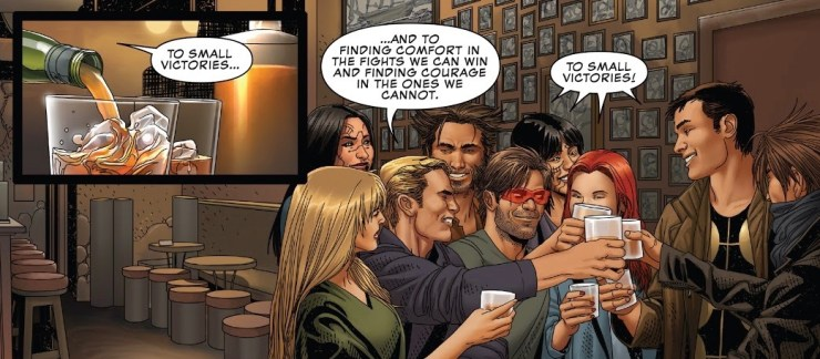X-Men Monday (featuring the Age of X-Man writing team) #19 - Age of X-Man X-It interview
