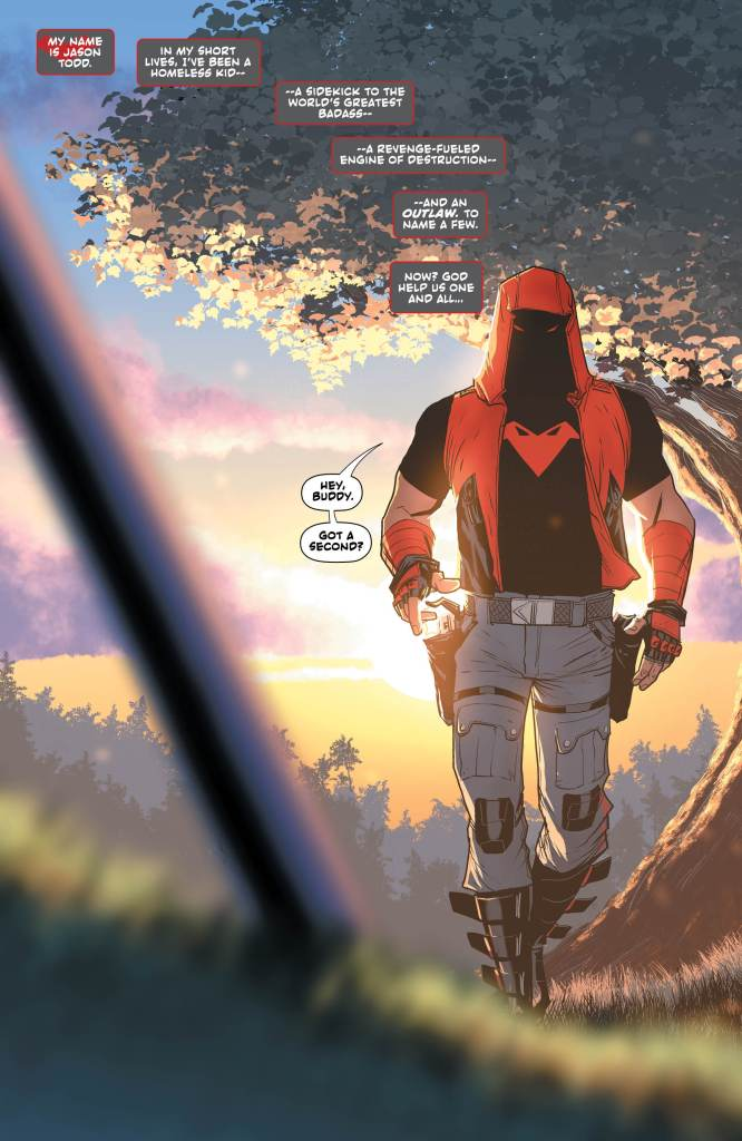 Red Hood: Outlaw Annual #3 review