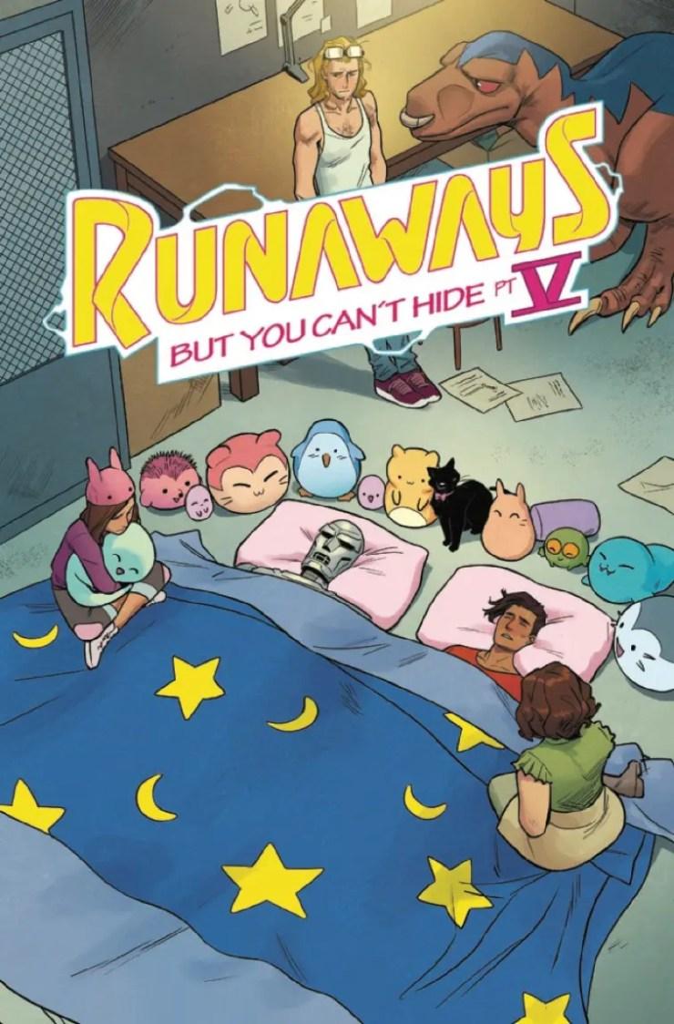 Marvel Preview: Runaways #23