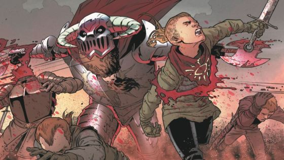 Reaver #1 Review